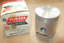 YAMAHA YG5  G6S  G7S  1968   1972  GENUINE  NOS  PISTON  (0.25) - # 180-11635-01
