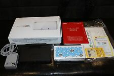Nintendo 3DS Launch Edition Ice White Handheld System (NTSC-J)