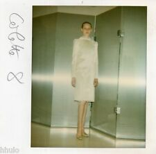 POL430 Polaroid Photo Vintage Original mode fashion mannequin model femme woman