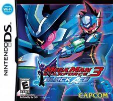 Mega Man Star Force 3: Black Ace - Nintendo DS Game Only