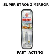 VersaChem Rear View Mirror Adhesive fast setting super strong glass expoxy bond