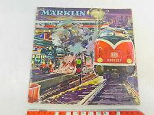 AV340-0,5# Märklin/Marklin Katalog 1962/63 D DM (ohne Gutschein)