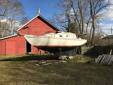 1975 Bristol 27 Mast Head Sloop (Sailboat)- True auction, no reserved price!