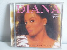 CD ALBUM DIANA ROSS Why do fools fall in love DC 867202