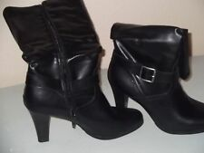 "ARIZONA JEAN CO - WOMEN - BOOTS - ""ABSOLUTE"" - BLACK - SIZE 8 RETAILS@ $90.00"