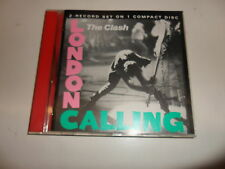 Cd  The Clash  ‎– London Calling