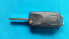 VW GOLF POLO TRANSPORTER 2 BUTTON KEY FOB REMOTE CODE HLO 1JO 959 753 AG / CT