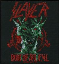 "Slayer "" Root of all Evil "" Patch/Aufnäher 601379 #"