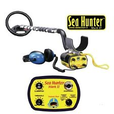 METAL DETECTOR CERCA METALLI GARRETT SEA HUNTER MARK II 2