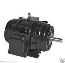 GT0012, 182TTDB6001, 5 HP, 3600 RPM NEW MARATHON ELECTRIC MOTOR