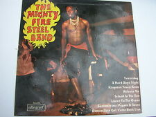 The Mighty Fire Steel Band–The Mighty Fire St..LP, UK p