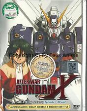 GUNDAM X AFTER WAR - COMPLETE TV SERIES 1-39 EPS BOX SET (ENG SUB)