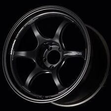 Advan RG-D2 Semi Gloss Black wheels