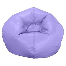 Ace Bayou Bean Bag Chair - Matte Purple