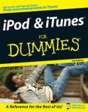 iPod & iTunes For Dummies (For Dummies (Computers)), Rhodes, Cheryl, Bove, Tony,