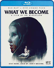 What We Become BLU-RAY/DVD Scream Factory, 2016, 2-Disc Set