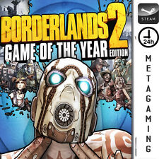 Borderlands 2 Game of the Year Edition GOTY - STEAM PC Game - NO CD