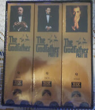 The Godfather Collection (VHS, 1992, 6-Tape Set)
