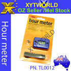 TL0012 Engine Hour Meter Marine ATV Motorcycle Dirt Pit Bike Ski Yamaha-BLUE