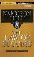 The Law of Success by Napoleon Hill (2014, MP3 CD, Unabridged)