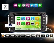 "RADIO DVD 7"" MERCEDES BENZ SERIE A C M VITO VIANO  BLUETOOTH,GPS,USB HD WIFI 3G"