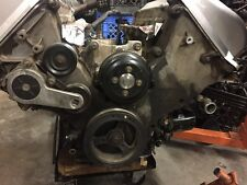 1996-1999 Mustang Cobra SVT TIMING COVER 4.6 with tensioners and sensors
