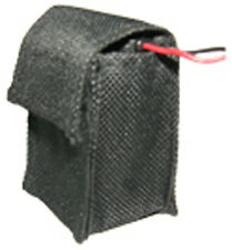 Schatten Velcro 9 Volt Nylon Internal Mount Battery Bag for Guitar Pickup/Preamp