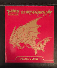 Pokemon TCG : XY BREAKpoint Gyarados Red PLAYERS GUIDE ELITE TRAINER BOOK/ RARE.