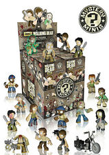 The Walkiing Dead Series 3 Mystery Minis by Funko - Full Case of 12 Blind Boxes