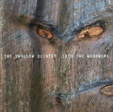 STEVE SWALLOW QUINTET - INTO THE WOODWORK  CD  MODERN JAZZ  NEU