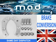 Volkswagen MK1 Golf Brake Conversion Kit / Brackets For G60 Calipers 280mm Discs