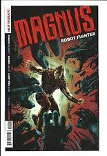 MAGNUS ROBOT FIGHTER # 6 (DYNAMITE, 2014), NM