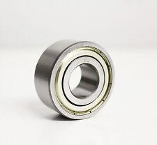 2x 3305 2z TN (3305 ZZ) obliquo A SFERE A 25x62x25,4 mm qualità industriale 3305z