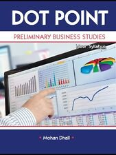 Dot Point Preliminary Business Studies Year: 11