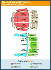 2 CTR ORCH ROW 29 SEATS 25-26 SIGUR ROS HARDCOPY TICKETS VANCOUVER SEPT 19TH