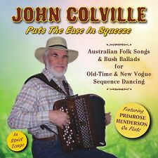 Old Time & New Vogue Sequence Dancing CD by John Colville on Accordion