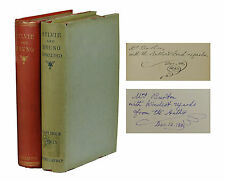 Sylvie and Bruno & Concluded ~ Both SIGNED by LEWIS CARROLL ~ First Edition 1st