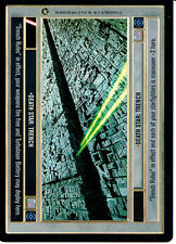 STAR WARS CCG REFLECTIONS VRF CARD DEATH STAR: TRENCH