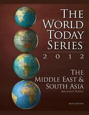 The Middle East and South Asia 2012 (World Today (Stryker))