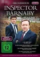 INSPECTOR BARNABY - VOL.23 4 DVD NEU