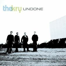 NEW Christian pop rock CD: Kry- Undone. Only the Love of God Glorious church God