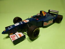 PAULS MODEL ART FORD SAUBER C14  - F1 RED BULL FRENTZEN - No 30 BLUE 1:18 - NICE