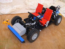 lego technic chassis car 8860