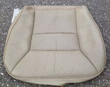 MERCEDES E300, 300D, W124 FRONT BOTTOM SEAT COVER, OEM, Beige, 1249101375 260690