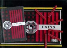 I Ging Orakel Set - Stäbchen mit Buch in Kassette, DuMont - Chinesische Weisheit