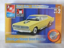 AMT Buyer's Choice 1967 Dodge Charger 2 in 1 Street Machine Model Kit