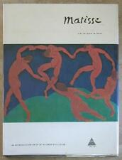 MATISSE ~ JOHN JACOBUS ~ XL HC ~ PROFUSELY ILLUSTRATED ~ 48 TIPPED IN PLATES