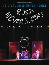 NEIL YOUNG RUST NEVER SLEEPS GUITAR TAB SHEET MUSIC SONGBOOK NEW