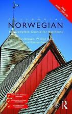 Colloquial Norwegian : A Complete Language Course by Margaret Hayford Oleary...