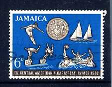 JAMAICA - 1962 - 9a edizione  Giochi Sportivi Caraibici, Kingston. R5306